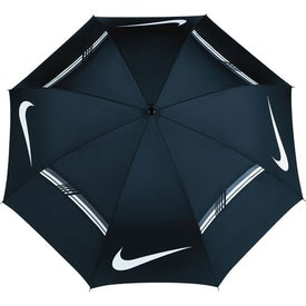 "Company Nike 62"" Windsheer Hybrid Umbrella"
