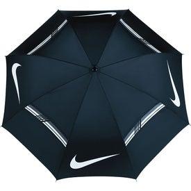 "Company Nike 62"" Windsheer Hybrid Umbrella"