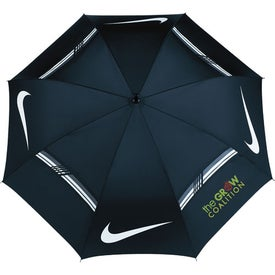 "Nike 62"" Windsheer Hybrid Umbrella"
