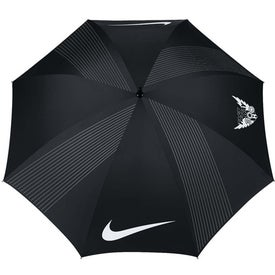 """Nike 62"""" Windproof Golf Umbrella with Your Logo"""