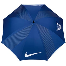 "Printed Nike 62"" Windproof Golf Umbrella"