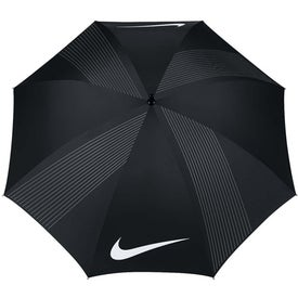 "Custom Nike 62"" Windproof Golf Umbrella"