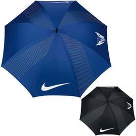 "Nike 62"" Windproof Golf Umbrella"