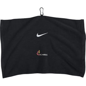 Nike Embroidered Towel for Promotion