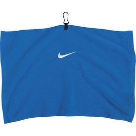 Printed Nike Embroidered Towel