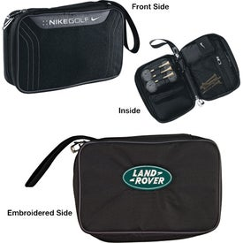 Nike Golf Zippered Valuables Holder