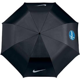 "Imprinted Nike Golf Collapsible 42"" Umbrella"