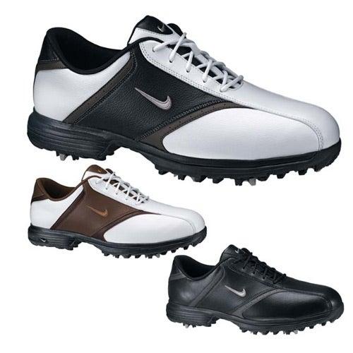 Nike Golf TW '13 Men's Black Golf Shoes