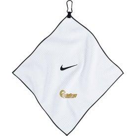 "Nike Microfiber Towel (14"" x 14"")"