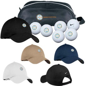 Personalized Nike NDX Heat Golf Kit