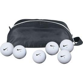 Monogrammed Nike Power Distance Golf Kit