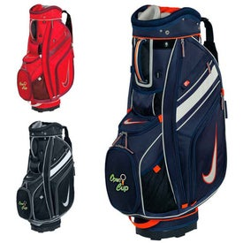 Personalized Nike Sport Cart Bag II