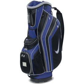 Monogrammed Nike Sport Cart Golf Bag