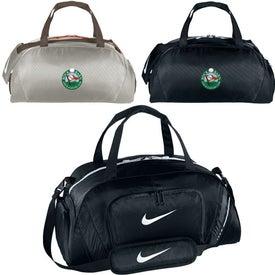 Branded Nike Sport Duffle