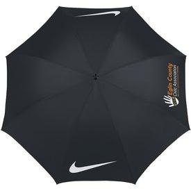 Printed Nike Windproof Golf Umbrella