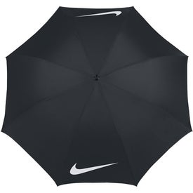 Imprinted Nike Windproof Golf Umbrella