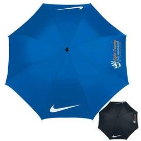 Branded Nike Windproof Golf Umbrella