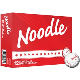 Noodle Plus Golf Ball