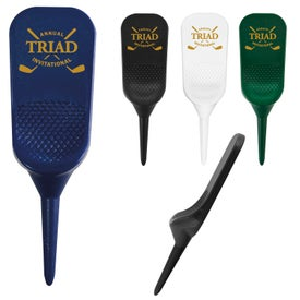 One Prong Divot Tools