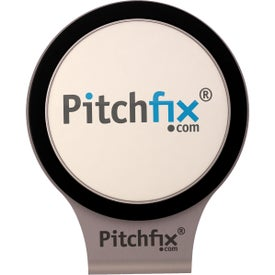 PitchFix Magnetic Ball Marker Hat Clip