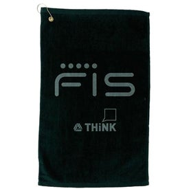 Company Platinum Collection Golf Towel