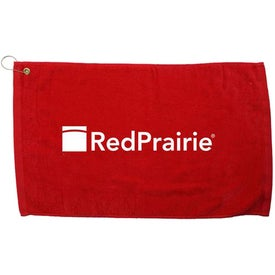 Platinum Collection Golf Towel for Promotion