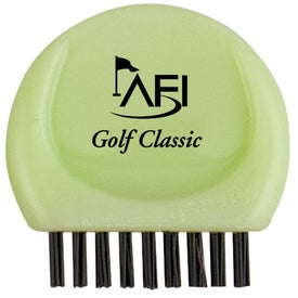 Customized Pocket Golf Club Groove Cleaner
