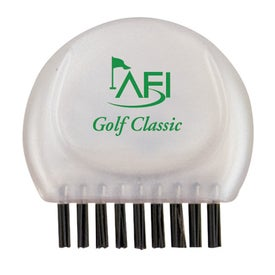 Branded Pocket Golf Club Groove Cleaner