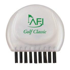 Branded Pocket Golf Club Groove Cleaner