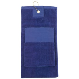 Imprinted Pocket Towel