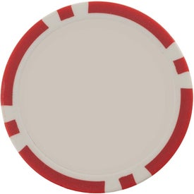 Poker Chip Ball Marker for Promotion