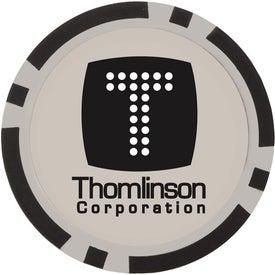 Poker Chip Ball Marker for Customization