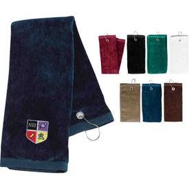 Tri Fold Sport Towel