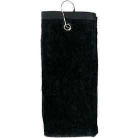 Tri Fold Sport Towel for Marketing