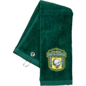 Tri Fold Sport Towel with Your Logo