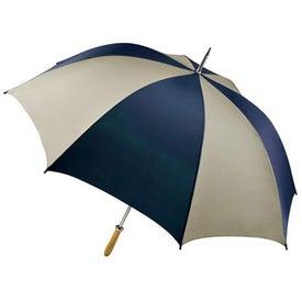 Printed Pro-Am Golf Umbrella