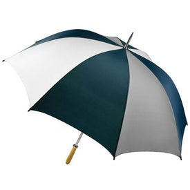 Pro-Am Golf Umbrella with Your Slogan