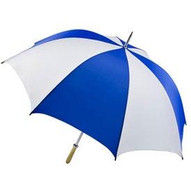 Branded Pro-Am Golf Umbrella