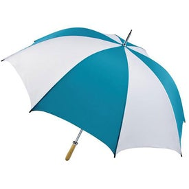 Pro-Am Golf Umbrella Printed with Your Logo