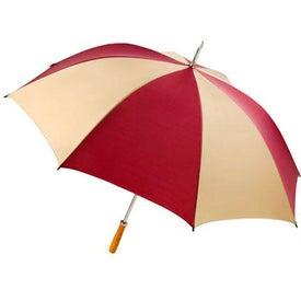 Pro-Am Golf Umbrella for Promotion