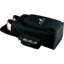 Monogrammed PVC Shoe Bag