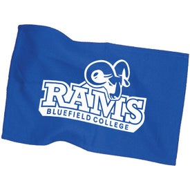 Rally Towel In Colors with Your Logo