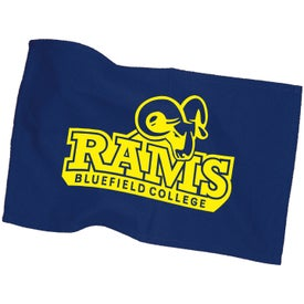 Rally Towel In Colors Imprinted with Your Logo