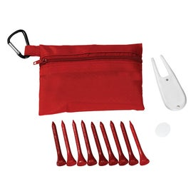 Branded Sawgrass Golf Tools in Zippered Pouch