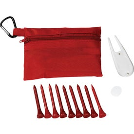 Sawgrass Golf Tools in Zippered Pouch