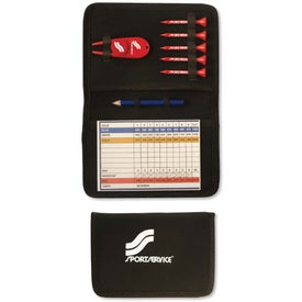 Scorecard Wallet Pro Pack Branded with Your Logo