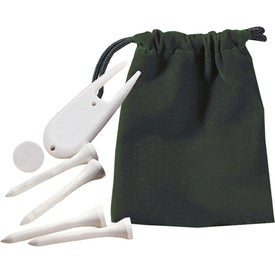 Company Scotland Golf Kit in Pouch
