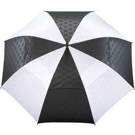Slazenger Champions Vented Auto Golf Umbrella with Your Logo