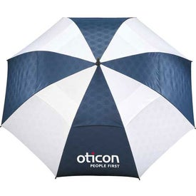Slazenger Champions Vented Auto Golf Umbrella Printed with Your Logo
