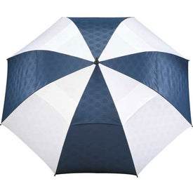 Custom Slazenger Champions Vented Auto Golf Umbrella